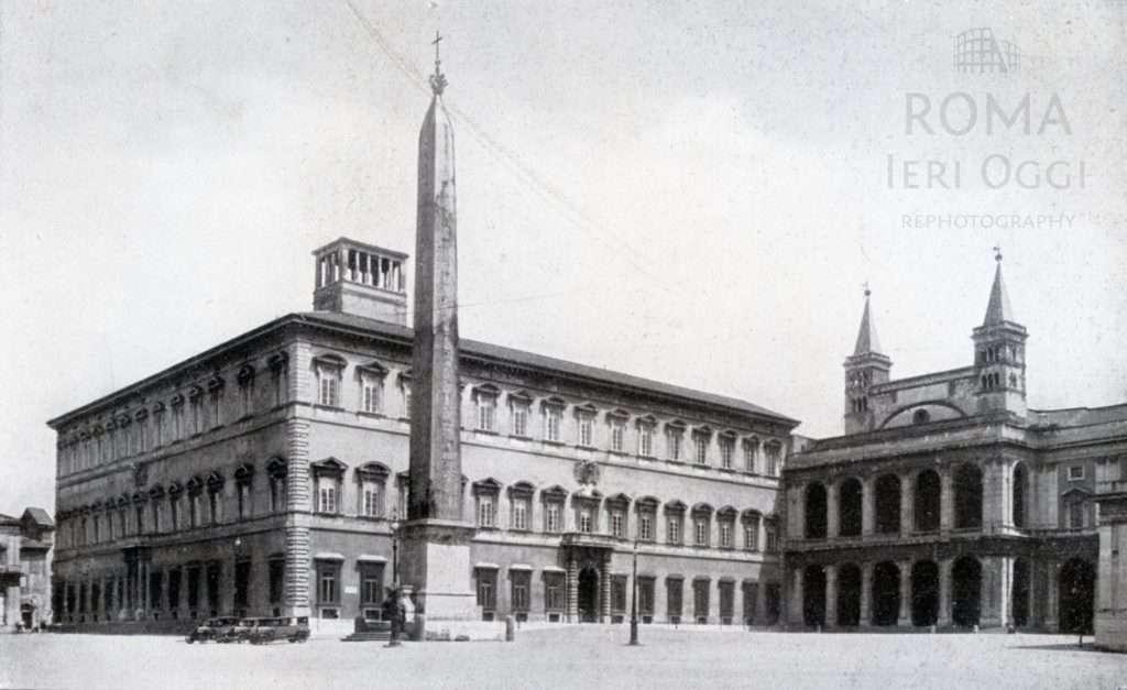 Piazza San Giovanni in Laterano