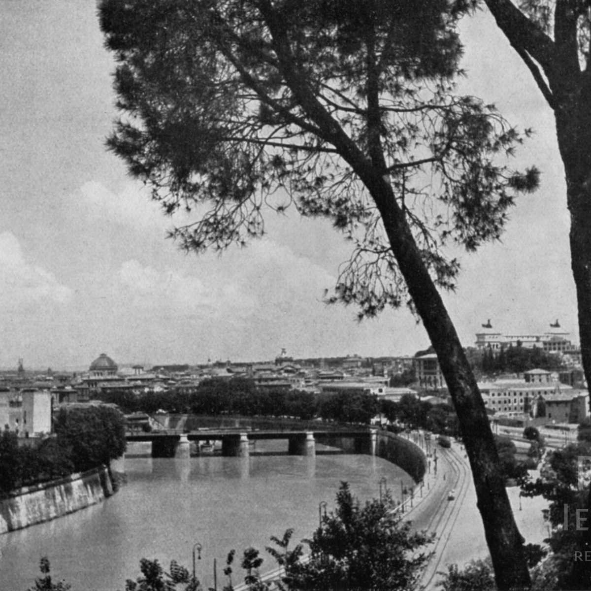 Panorama dall'Aventino