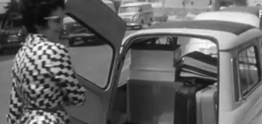 Fiat 500 Giardiniera (1960)