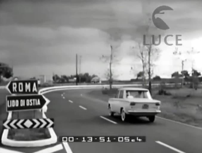 Itinerari gastronomici (Istituto Luce, 1961)