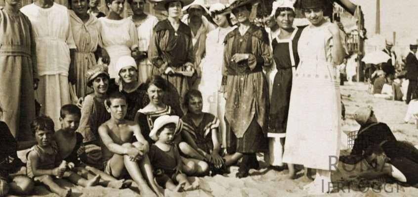 Lido di Ostia (1915 ca)