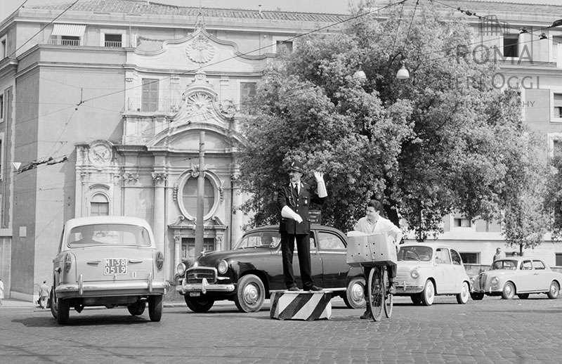 Lungotevere Vaticano (1958)
