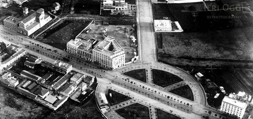 Piazza Re di Roma (1925)