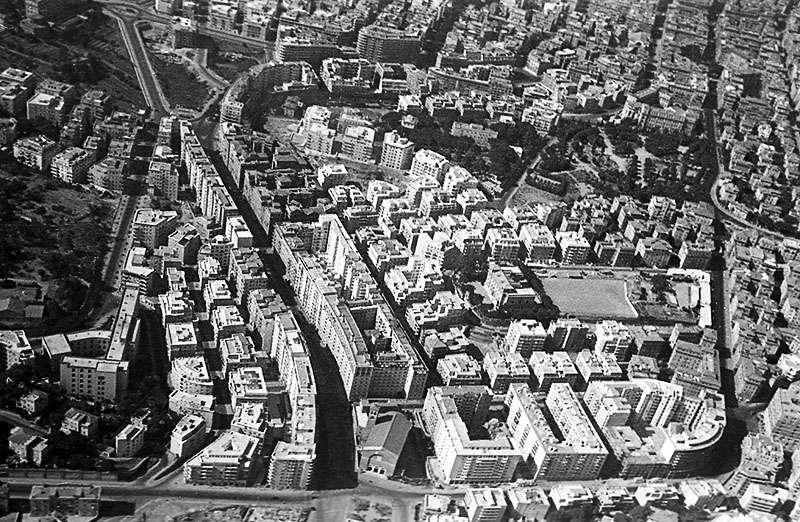 Piazza Sant'Emerenziana (1952)