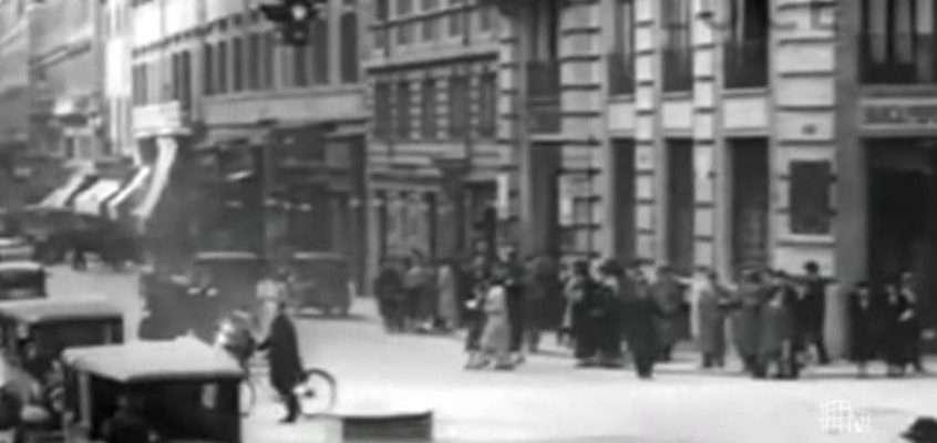 Traffico (Istituto Luce, 1931)