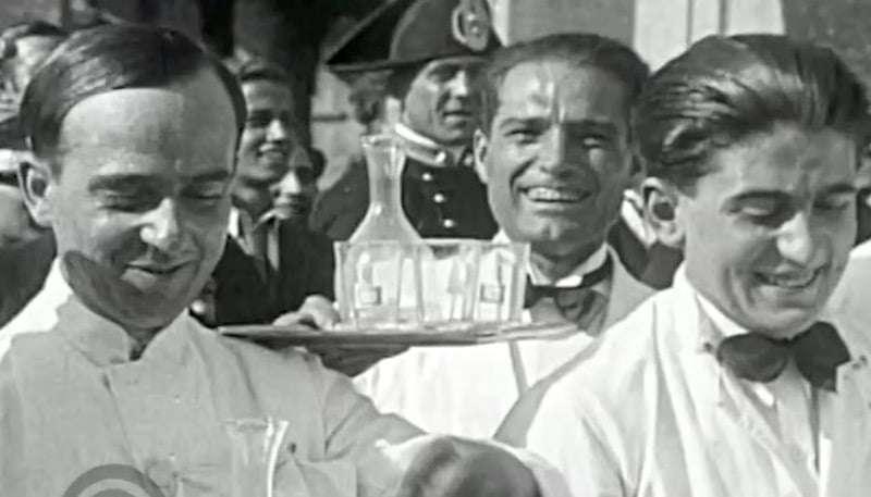 Corsa dei Camerieri (1930)