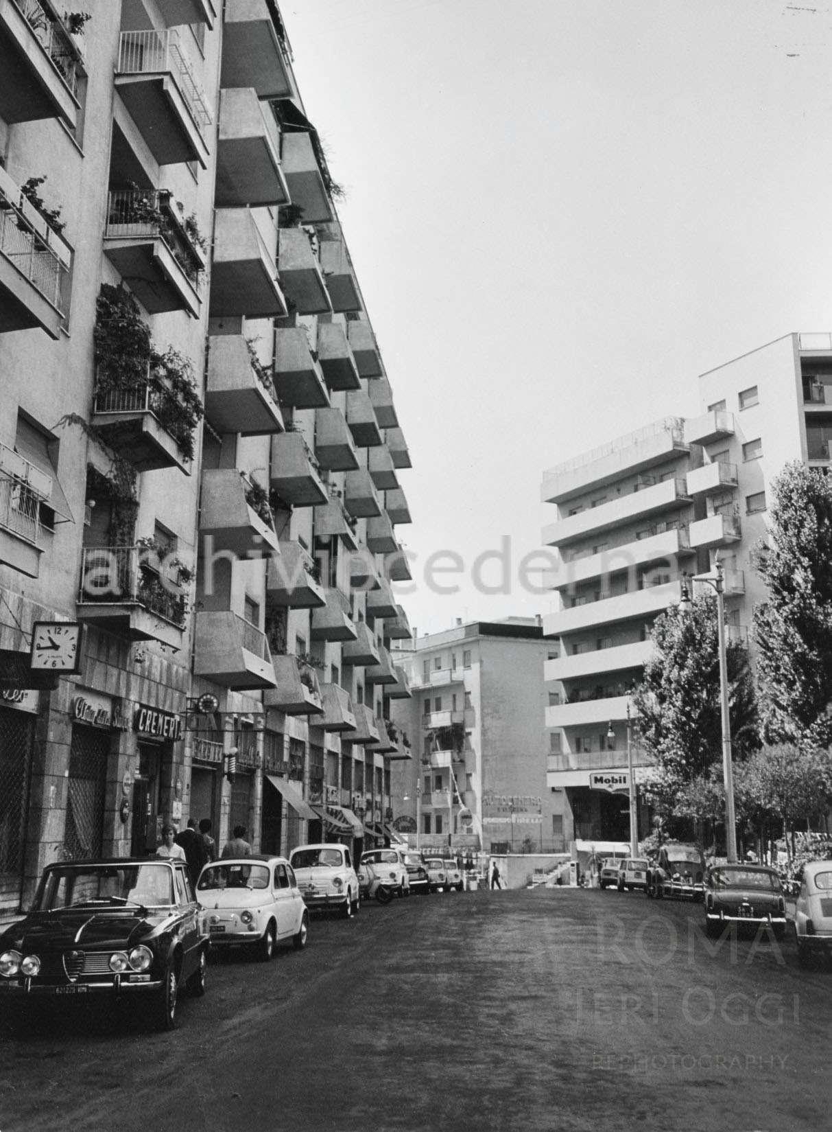 Trionfale (cederna, 1965) 6 foto - piazza della balduina - 006