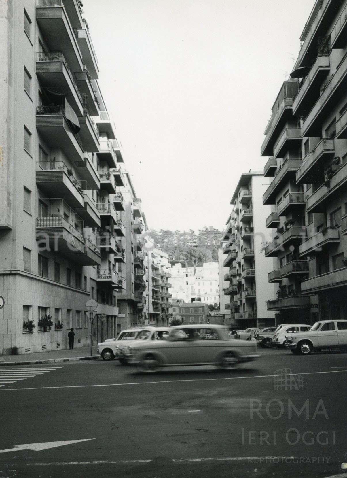 Trionfale (cederna, 1965) 6 foto - via olimpica 002