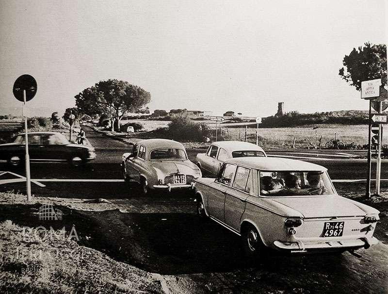 Via Appia Antica (1965 ca)