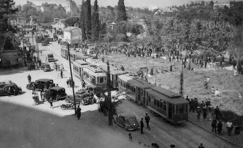 Via Flaminia (1937)