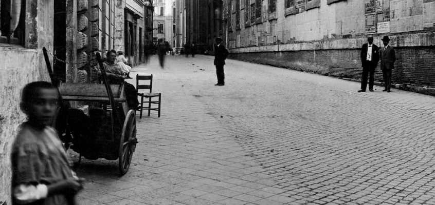 Via di Sant'Ignazio (Gatteschi, 1918)