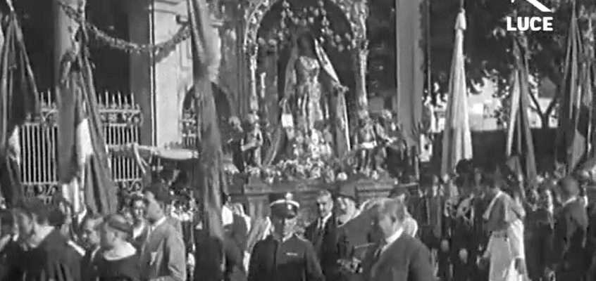 La Madonna del Carmine a Trastevere (1929)