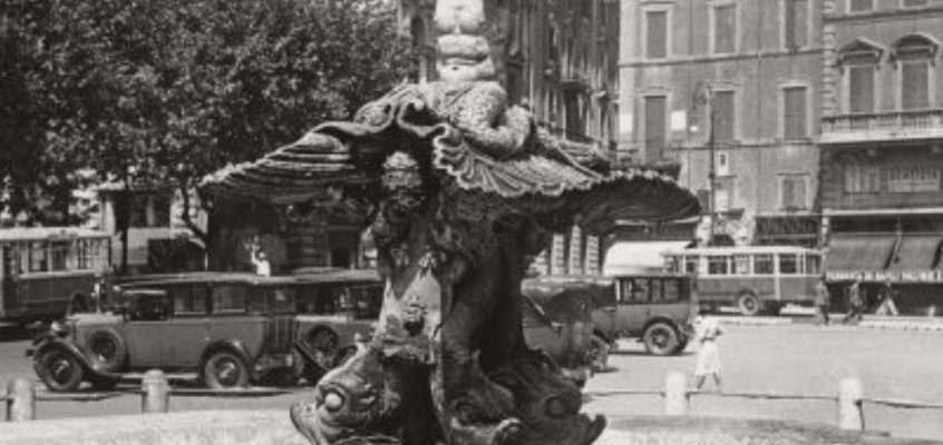 Piazza Barberini (1935)