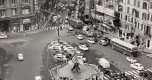 Piazza Barberini (1960 ca)