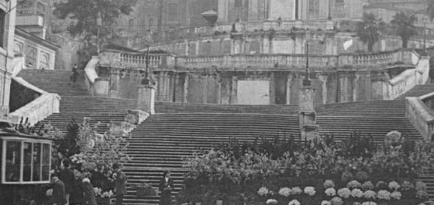 Piazza di Spagna (1911)