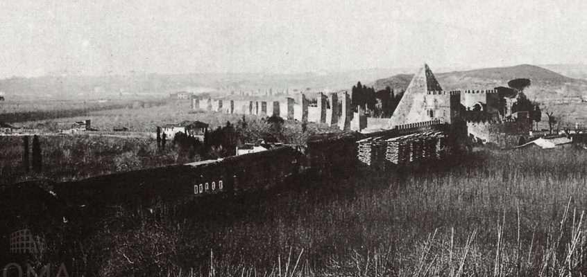 Piramide (John Henry Parker, 1865 ca)
