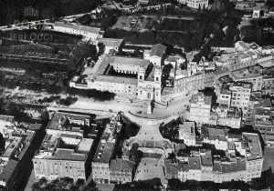 Trinità dei Monti (1920 ca)