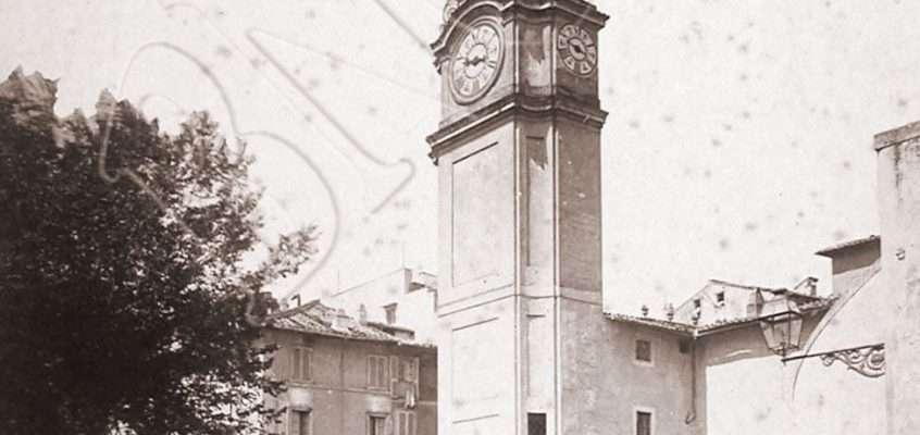 Via Vittorio Veneto (Tuminello, 1880)
