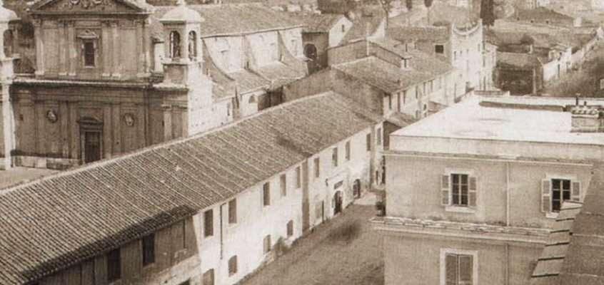 Via dei Cerchi (1910)