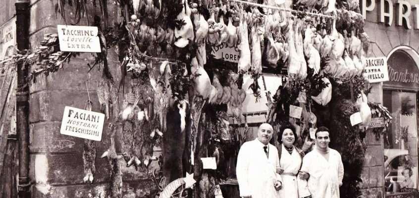 Pollami e Cacciagione Lorenzoni (1955 ca)