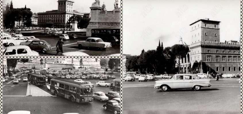 Piazza Venezia (1965) 4 foto