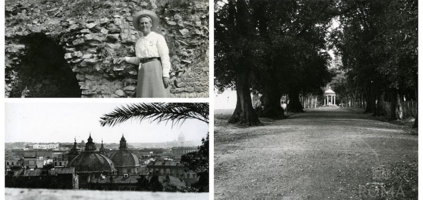 Villa Borghese (Van Deman, 1908 ca)