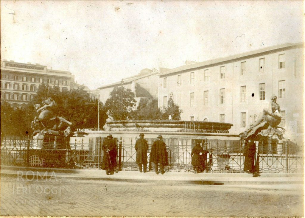 Piazza della Repubblica (Esedra)