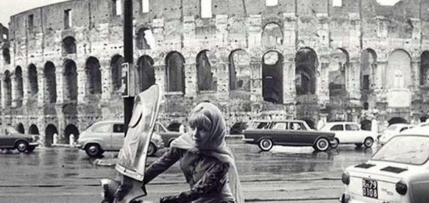 Piazza del Colosseo (1965)