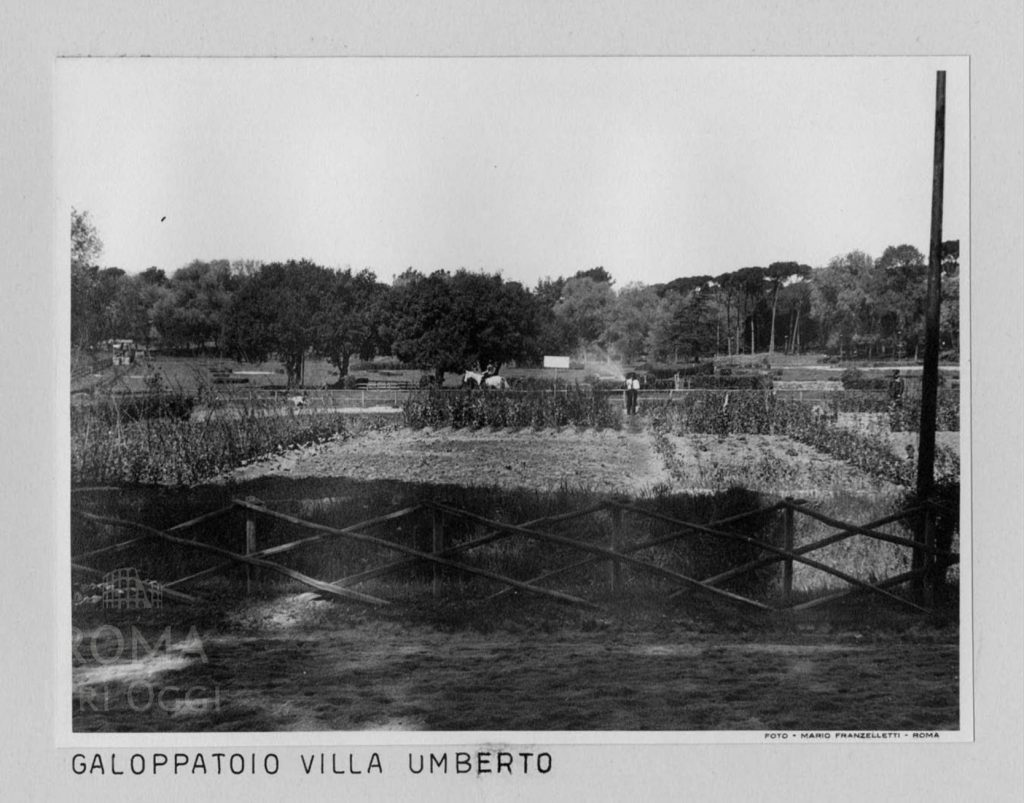 Villa Umberto (Villa Borghese)