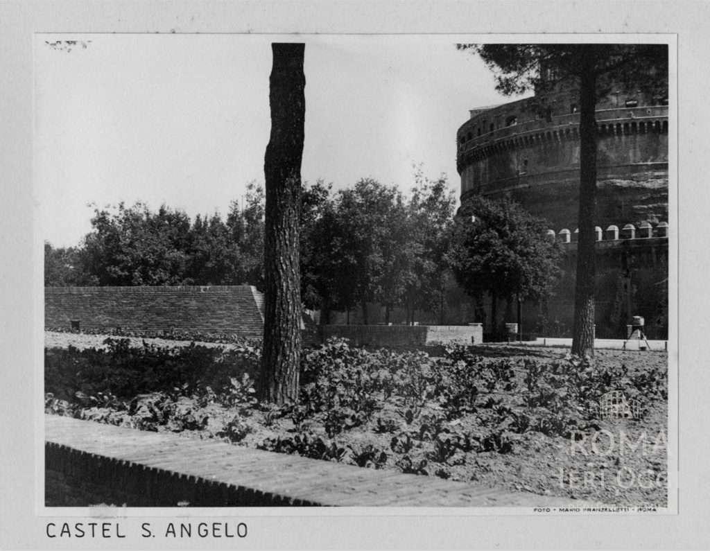 Parco Adrianeo (Giardini di Castel Sant'Angelo)
