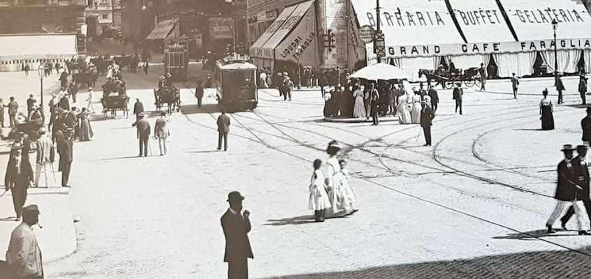 Piazza Venezia (1915 ca)