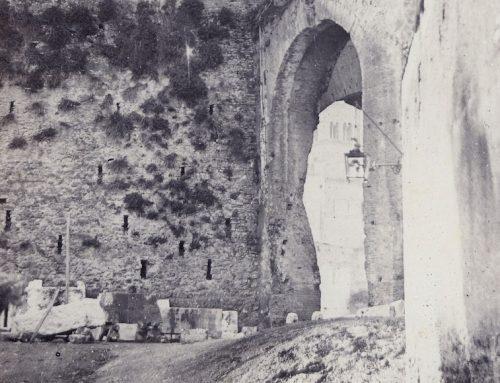Via Alessandrina (1867 ca)