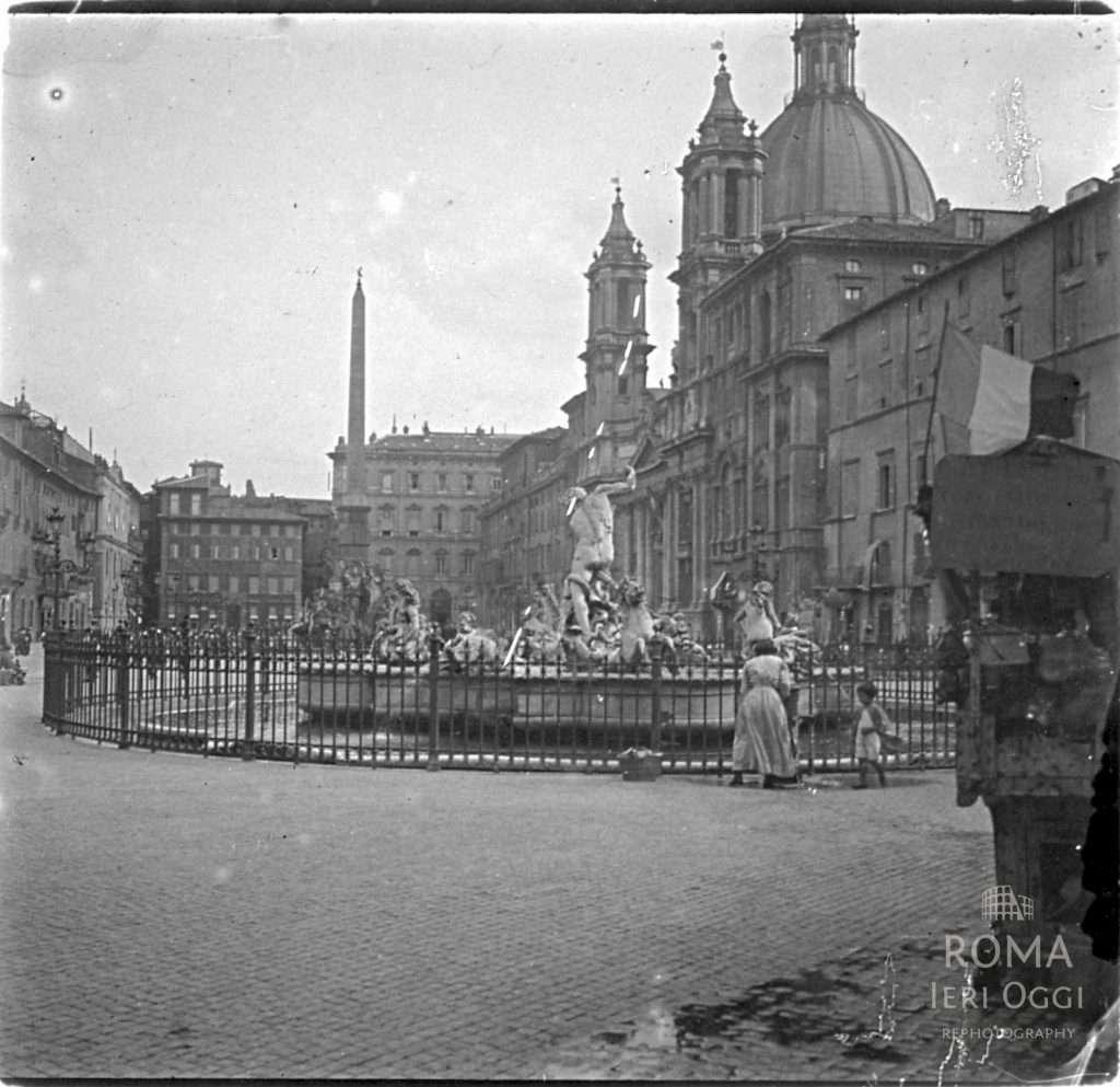 Piazza Navona (Touzard , 1911)