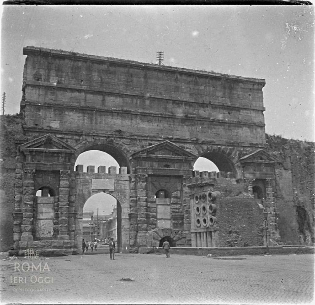 Porta Maggiore (Touzard , 1911)