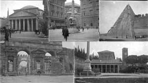 SET 1 Roma (Touzard, 1911) 10 foto