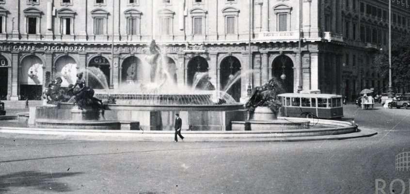 Piazza Esedra (1938)