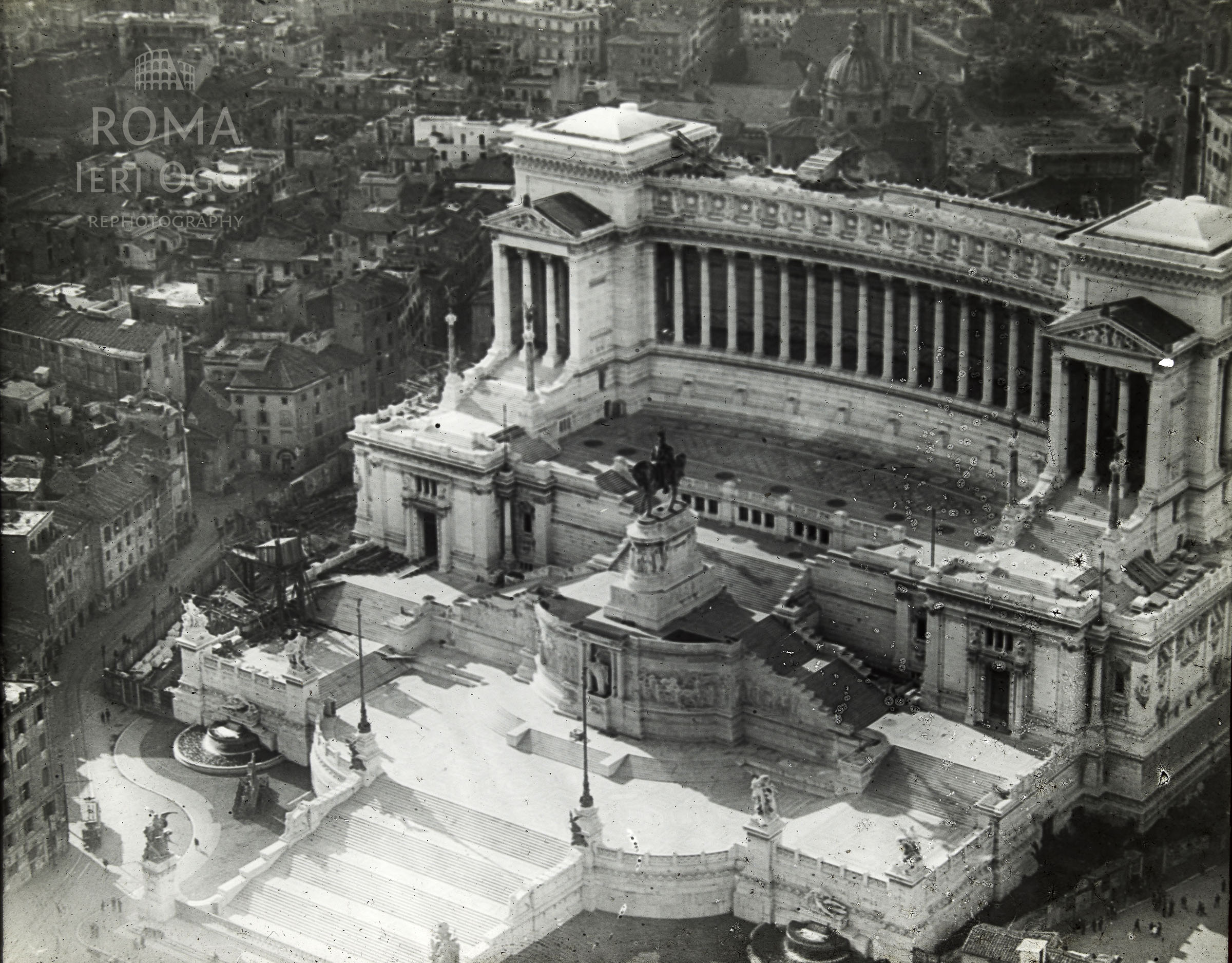 Vittoriano (1910 ca)