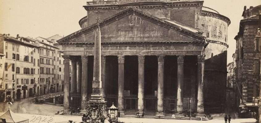 Pantheon 1870 ca
