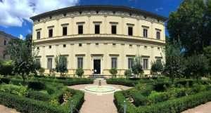 Villa Farnesina (7 foto)