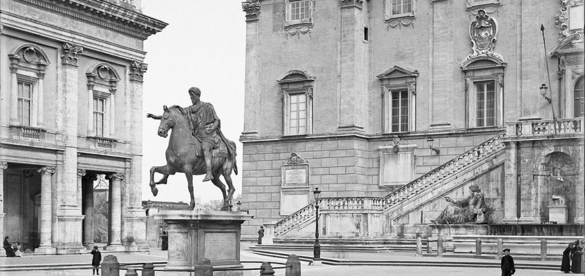 Campidoglio (1906 ca)