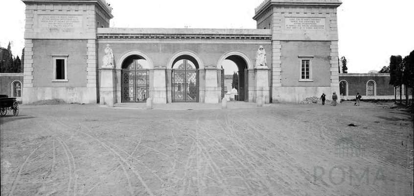 Cimitero monumentale del verano (1880)