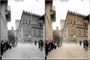 Palazzetto Venezia (ante 1910)