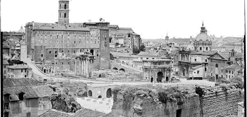 Foro Romano (Fine 1800)