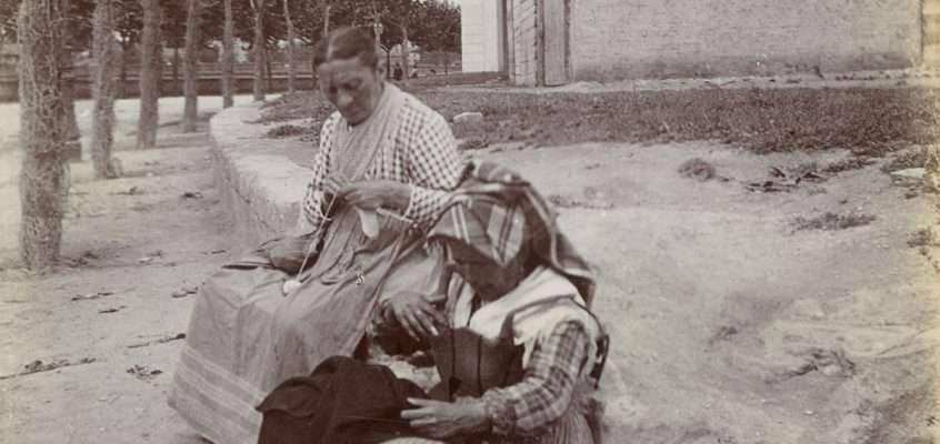 Lungotevere dei Vallati (1900 ca)