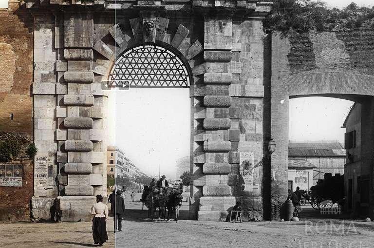 Porta San Giovanni (1910)