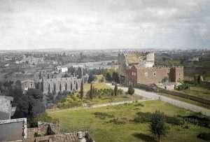 Via Appia Antica (anni '40/'50)