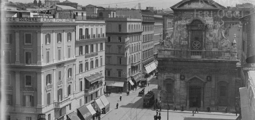Largo Chigi (1910)