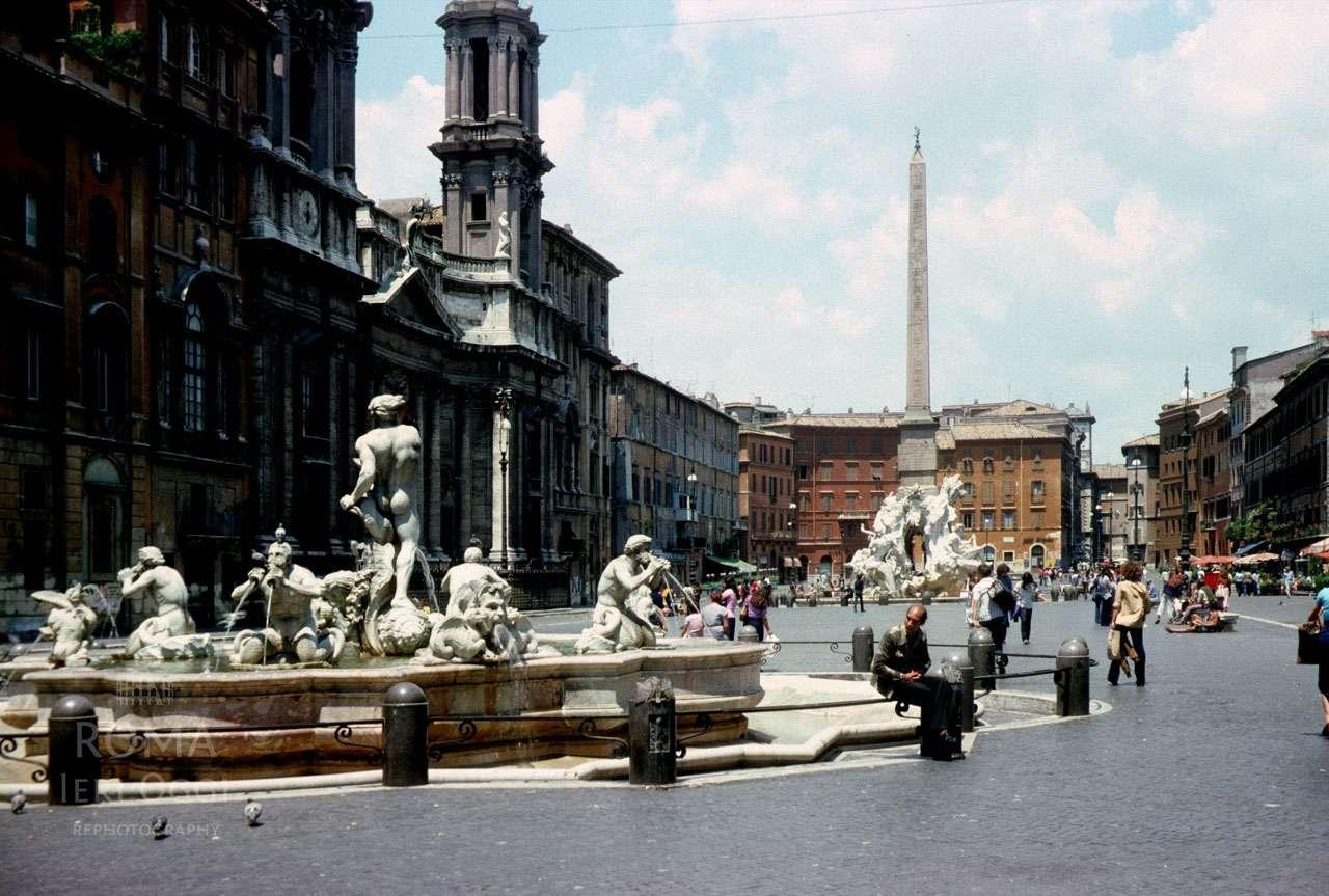 Anni 70 Colori roma a colori (1970) anni '70 – 12 foto | roma ieri oggi