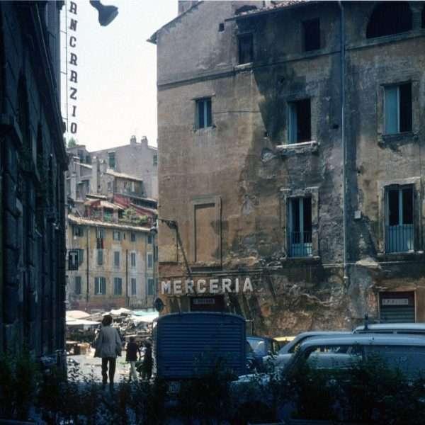 Piazza del Biscione