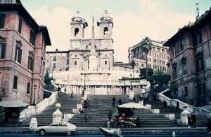 Roma a colori (1970) anni '70 - 12 foto